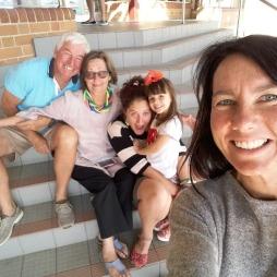 dernier jour avant mon grand retour en Australie avec mes amis australiens
