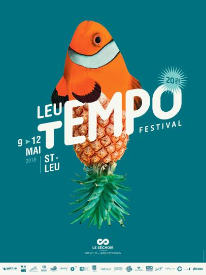 Affiche du Tempo Festival